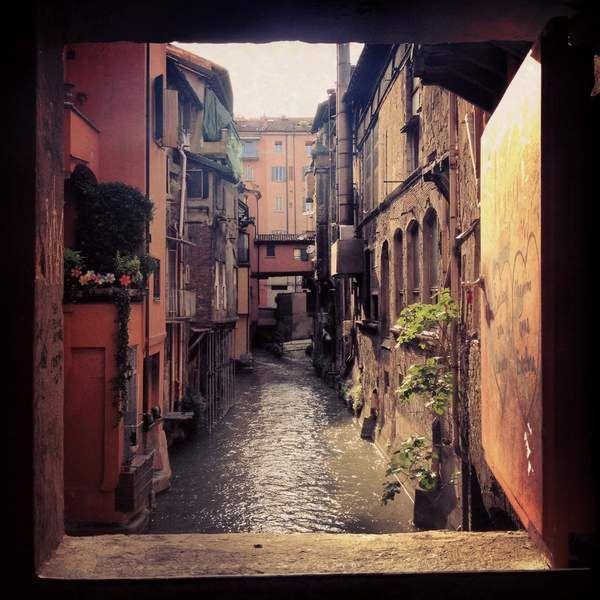 9 best la finestrella di via piella bologna images on pinterest bologna italy bologna and - Bologna finestra sul canale ...