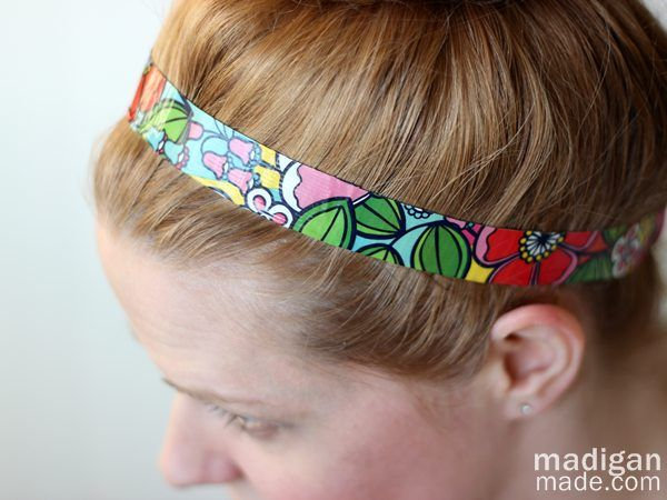 Duct tape headband fun ideas to do with the kids for Super easy duct tape crafts