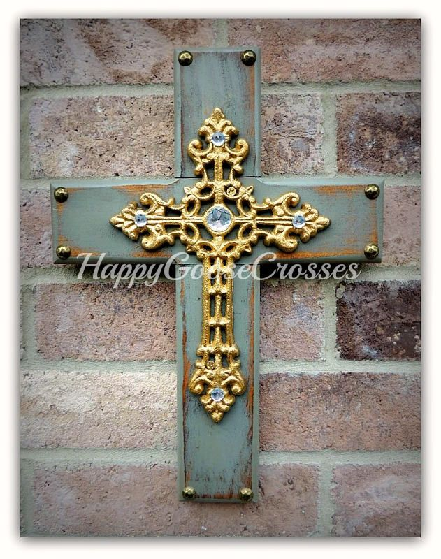 Best 239 best Wall Crosses images on Pinterest | Wood crosses, Wooden  DH12