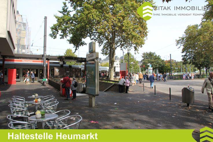 Köln-Altstadt-Süd-Haltestelle Heumarkt