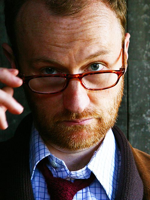 "Mark Gatiss - one of the world's most brilliant writers.  To you sir, i say ""Thank you.""  As I read more and more about the subtleties in this show and his writing, I am just blown away. I really can't wait for even more and then the months spent afterwards analyzing the hell out of it.  :)"