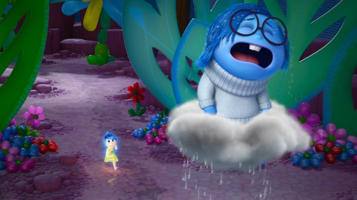 """This Whens-day, learn more about it when it started for Phyllis Smith, aka """"Sadness"""" in #InsideOut #WDIS4U"""