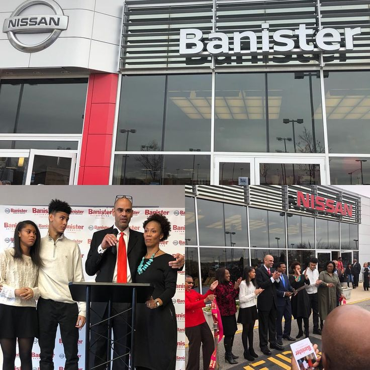 What an awesome time spent at the ribbon cutting of Banister Nissan of Norfolk.  Congratulations to Dan Banister and the Banister family.  Thanks to @iamkimwimbishpr for the invitation.  #banisternissan #norfolk #va #congratulations #cardealership #dealership #car #entrepreneur #ceo #owner #africanamerican #favor #blessed