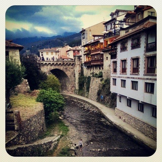 #Potes #PicosdeEuropa #Cantabria #España