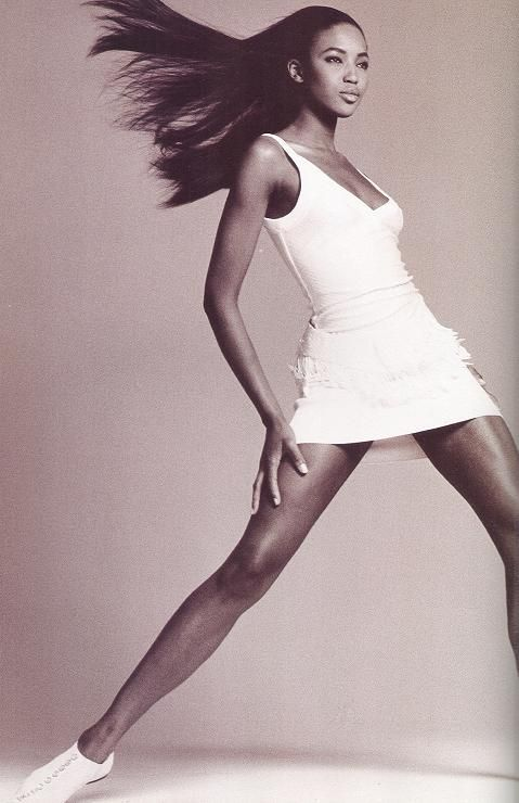 Naomi Campbell | photographed by Francesco Scavullo (1989)