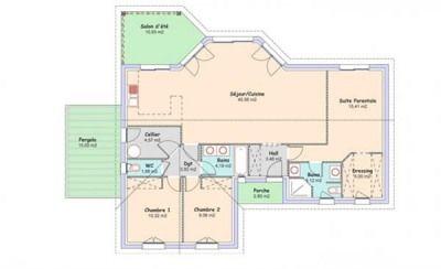 Maison  5 pièces + Terrain 680 m² Peyrehorade par MAISONS M.C.A. BAYONNE