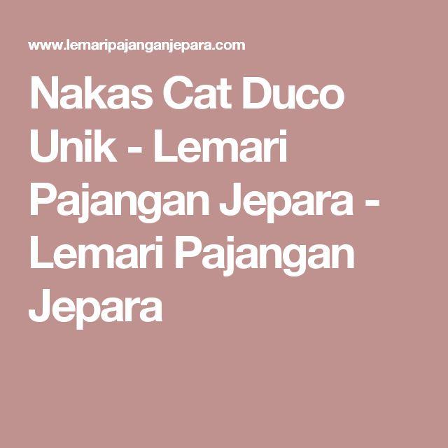 Nakas Cat Duco Unik - Lemari Pajangan Jepara - Lemari Pajangan Jepara