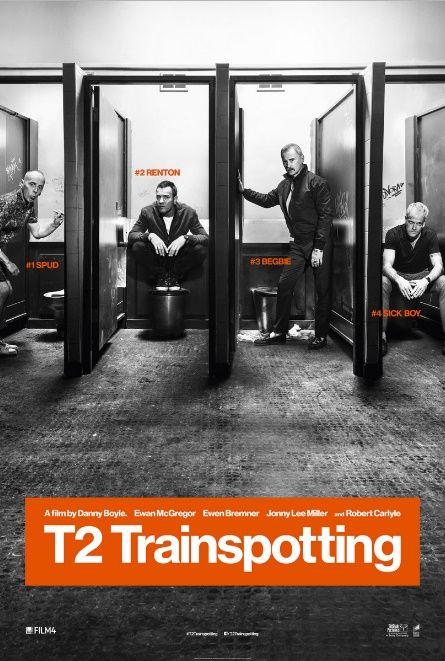 Sinopsis Film T2 Trainspotting (2017). Film tahun 2017 tentang reuni empat sahabat lama pecandu narkoba.