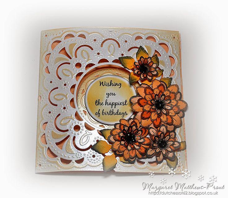dutchess: Crafters companion card creator...Extravagance