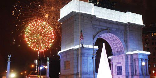 How to Celebrate New Year's Eve in New York City 2014