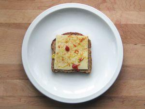 Pollock Sandwich | Low Commitment Project