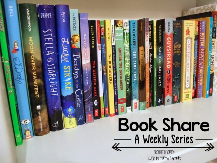 Life In Fifth Grade Book Share Popular Books In My Classroom Top