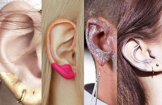 Koltuk Altı Kıllarınızı Boyayıp Tırnaklarınıza Yüz Kat Oje Sürdüyseniz Kulak Makyajına Hazırsınız Demektir
