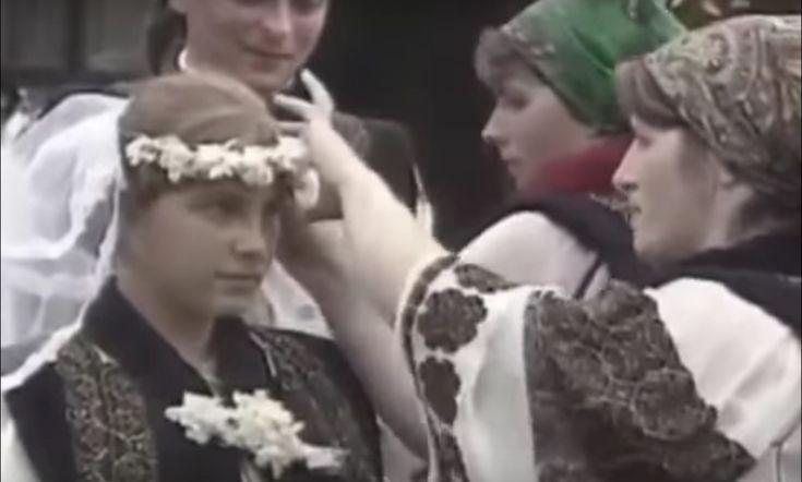 Nuntă Tradițională în Ciocanești, Suceava, Bucovina