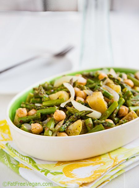 bracelet price Roasted Asparagus Salad with Chickpeas and Potatoes  Recipe
