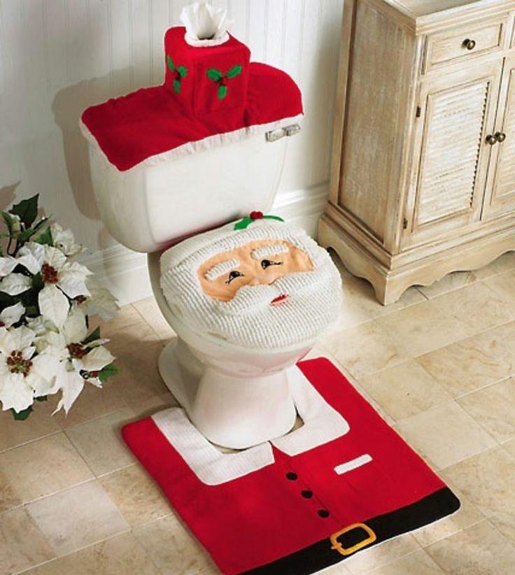 Kitschige Weihnachtsdeko