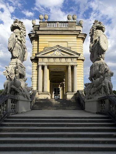Schloss Schönbrunn Wien -  Schönbrunn Castle, Vienna Austria - Gloriette, 1772