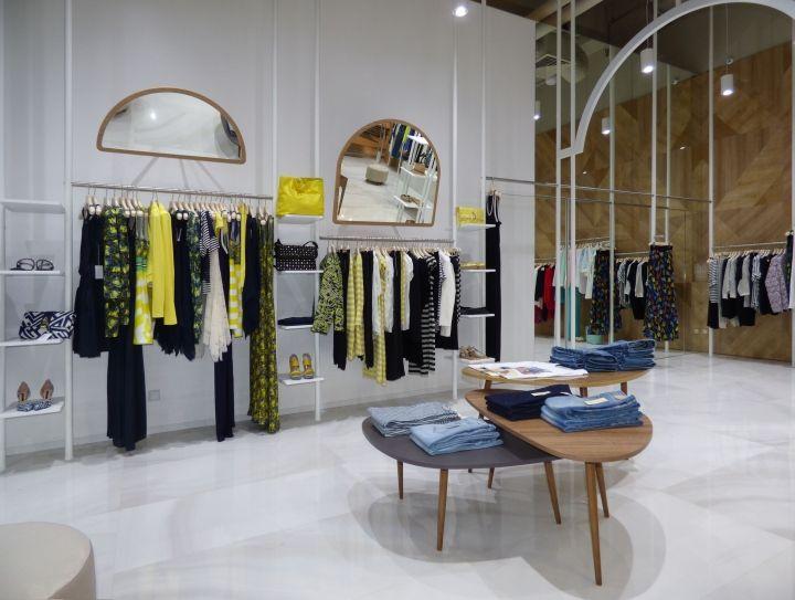 Dresses store by Think Forward, Burgas – Bulgaria » Retail Design Blog