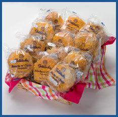 Yum!  Ensaymadas from the Goldilocks Bakery!  We used to eat these when we were in California.
