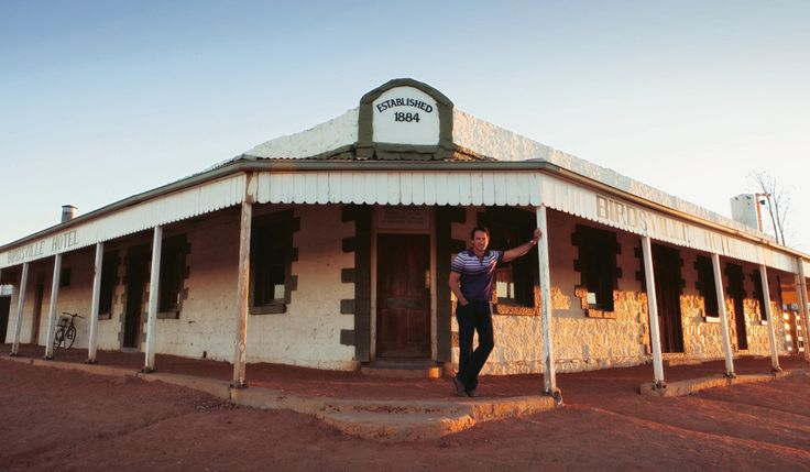 Pub of the Week: Drink in the legend of the Birdsville Pub #outbackqueensland