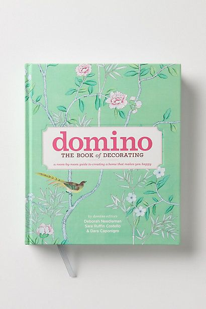 Domino: The Book Of Decorating - Anthropologie.com