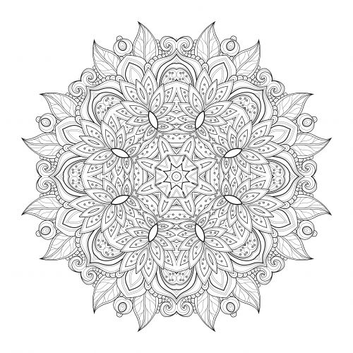 find joy and relaxation in coloring with these free advanced coloring pages adultcoloringpages
