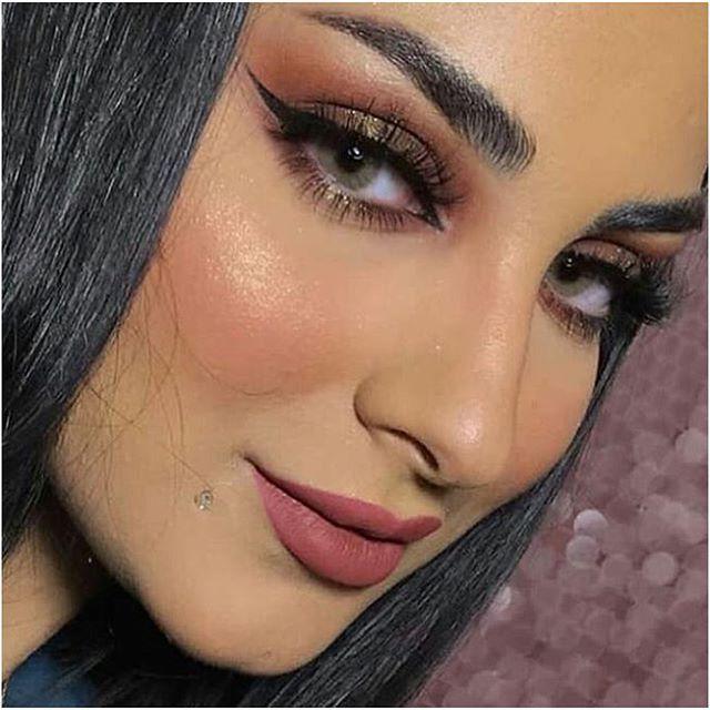New The 10 Best Makeup Ideas Today With Pictures العدسة هيدروتون أمبر متوفرة العدسات مريحة و آمنة و تسمح بدخول الأكسجين و حاصلة Nose Ring Rings Nose