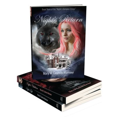Get a jump start on where it all began: the Night's Vampire trilogy gift set - also available individually, and in e-book and hardcover formats! #novelcollection #mustread #vampire