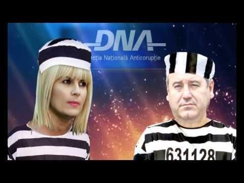 Elena Udrea feat Cocos - Nino Nino (Cu mainile legate pe televizoare)