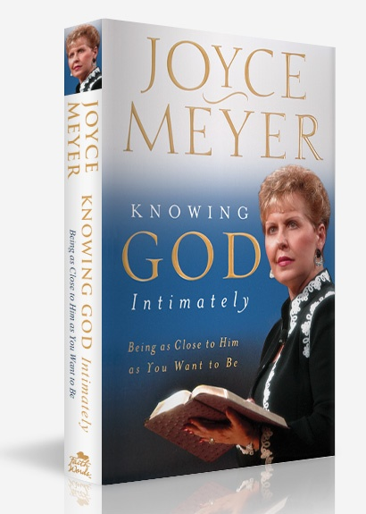 joyce meyer knowing god intimately pdf