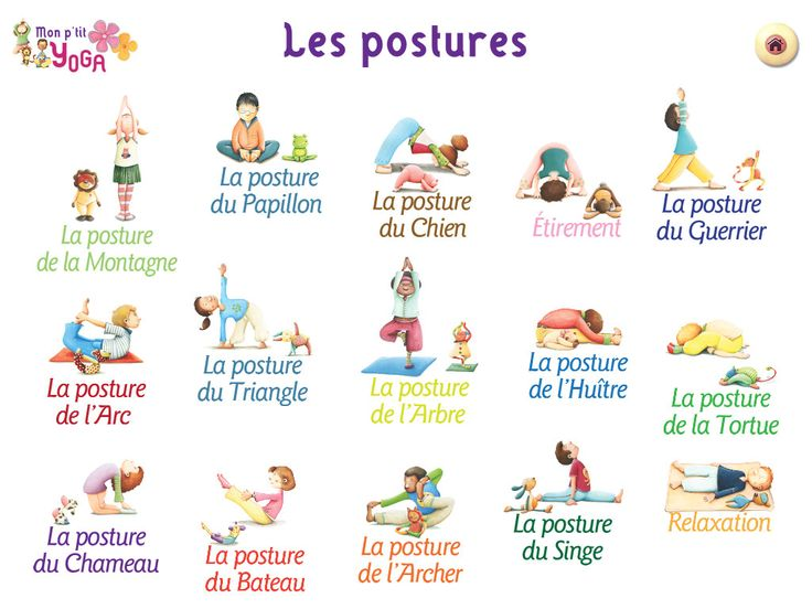Célèbre 155 best yoga et sport images on Pinterest | Yoga kids, Yoga for  XH52