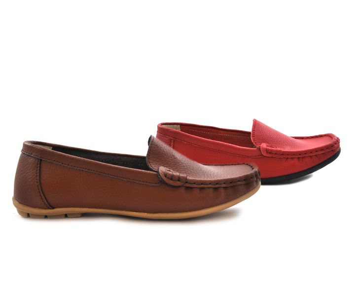Need something comfy to slip on and off? Try these genuine leather loafers that have a lovely soft padding inside.  Comfortable to walk in any time of the day and at superb price of only £14.99!! http://shoesdays.co.uk/collections/ladies-womens-flat-shoes-loafers