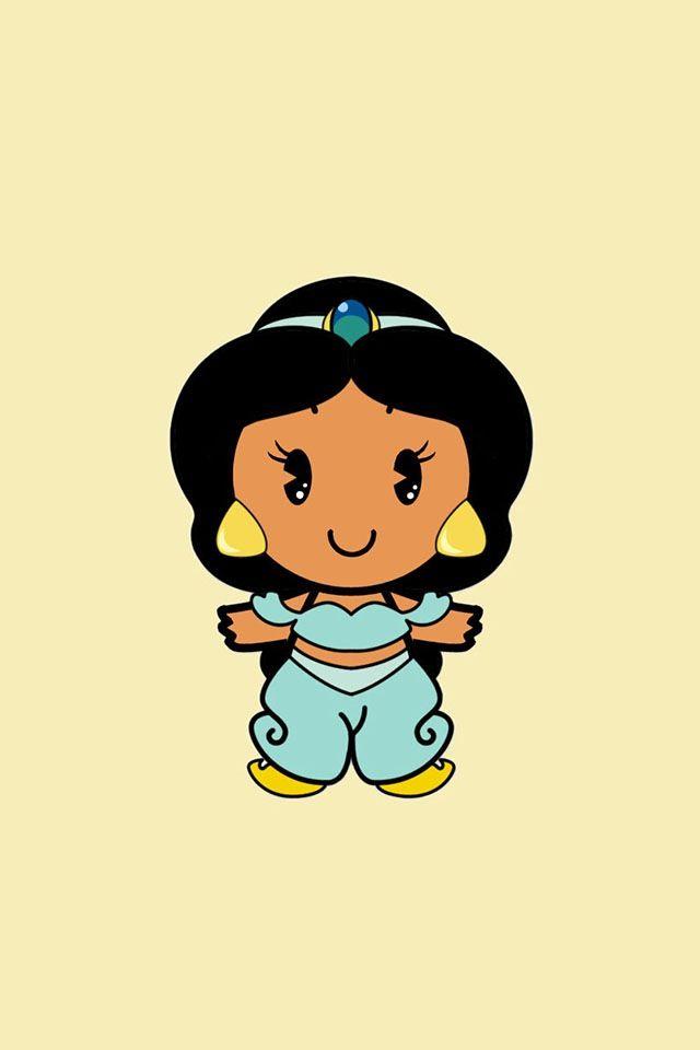 Jasmine Disney Princess ★ Find more super cute Kawaii #iPhone + #Android…