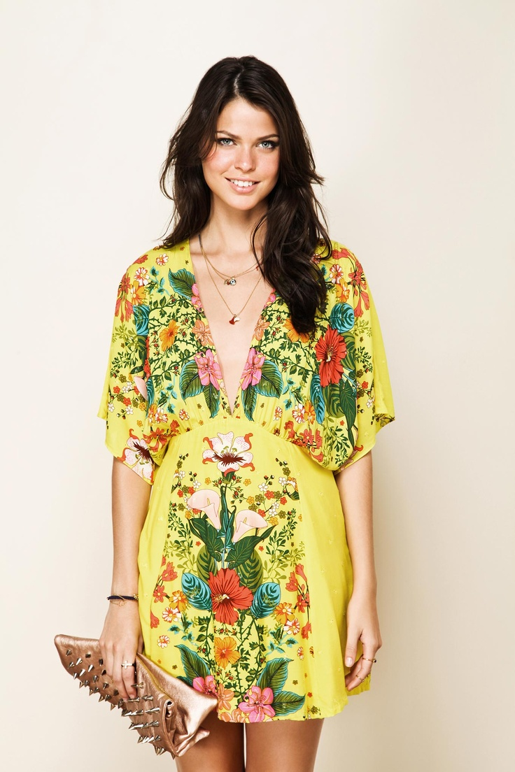 one of the very few awesome things about having a flat chest...this kind of dresses