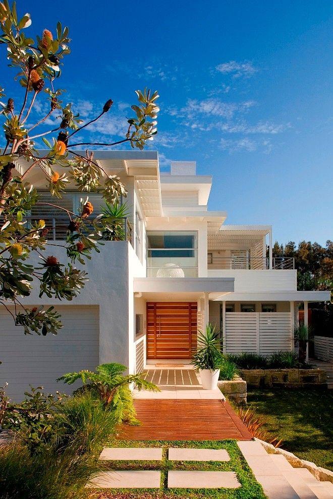 Manly Beach House by Sanctum Design