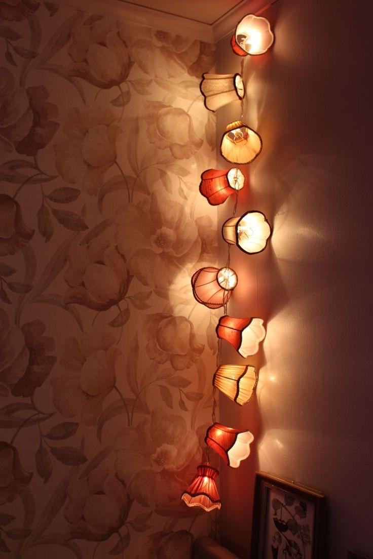 kinoko: En slinga av gamla lampskärmar