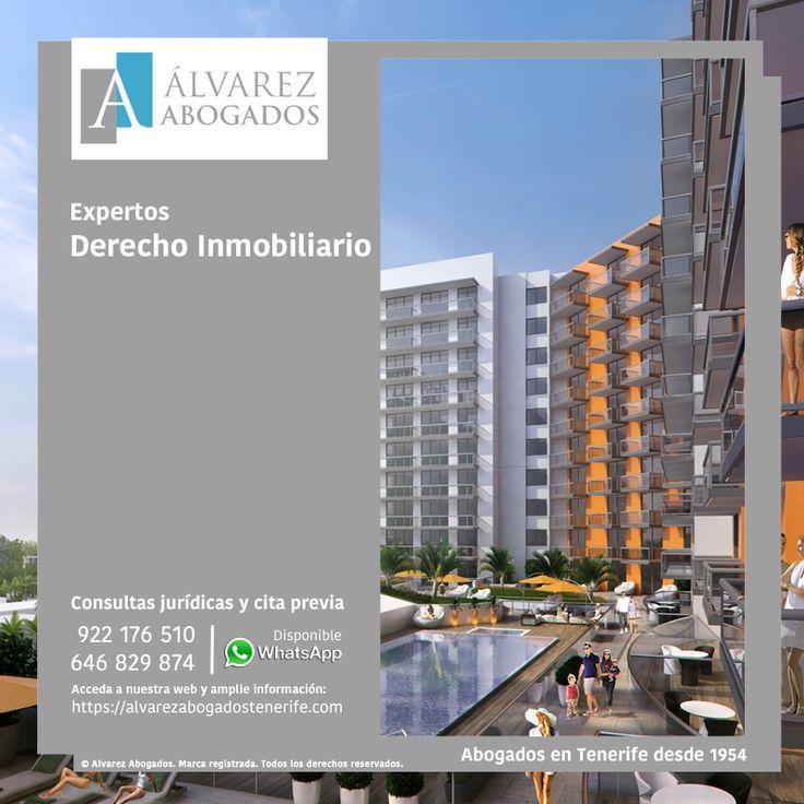 Abogados especializados en el asesoramiento legal en materia de Derecho Inmobiliario: compraventa de inmuebles, arrendamientos, registro de la propiedad,… https://alvarezabogadostenerife.com/?p=11776 #Abogados #Tenerife #DerechoInmobiliario #Inmobiliario