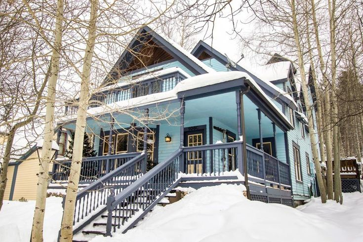 Family Vacation Rental | The High Residence | Breckenridge | Kid & Coe