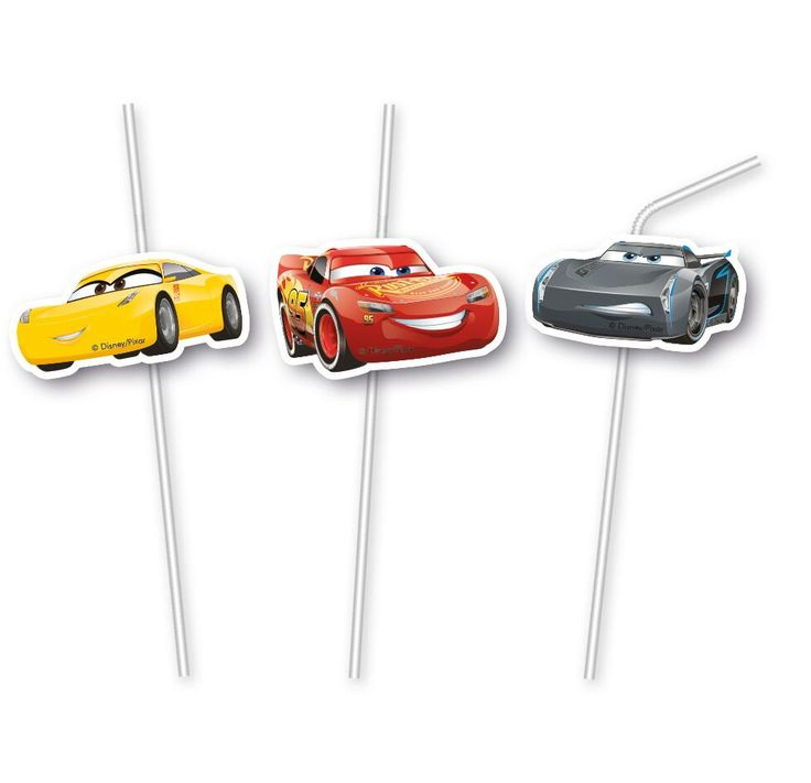 Cars 3- juomapillit