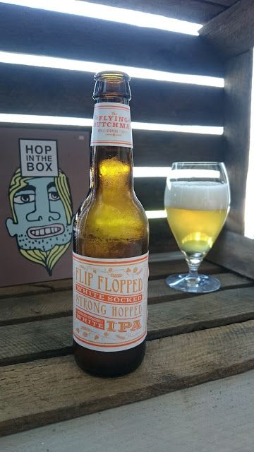 Fifty Shades Of Men: Beer by Bas: Flip Flopped White Socked Strong Hopp...