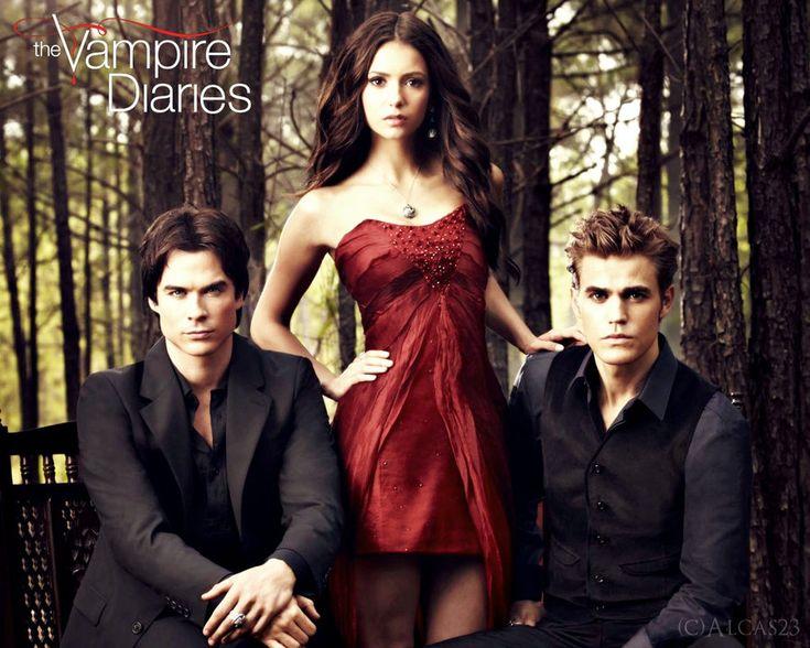 The Vampire Diaries Anschauen