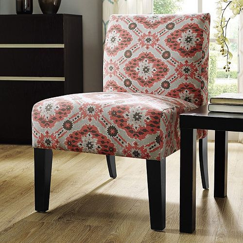 Jane Accent Chair Chairs Salmon And Accent Chairs