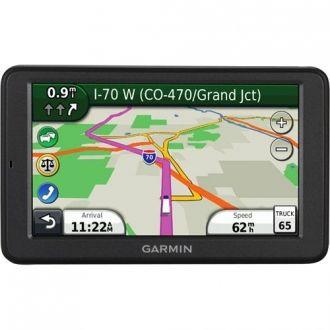 Dzięki urządzeniu dezl 560LMT rejestrowanie i przechowywanie informacji o podróży jeszcze nigdy nie było łatwiejsze. Po zarejestrowaniu zużycia paliwa urządzenie 560LMT automatycznie rejestruje przejechany dystans w celu monitorowania zużycia paliwa IFTA. Łatwo rejestruj godziny pracy i stan jazdy, a urządzenie 560LMT określi liczbę godzin za kierownicą i automatycznie ostrzeże o naruszeniu dopuszczalnego czasu pracy
