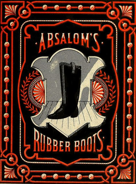 Absalom's Rubber Boots