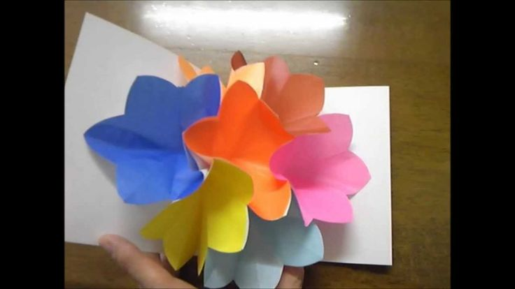かんたんポップアップカード2 作り方