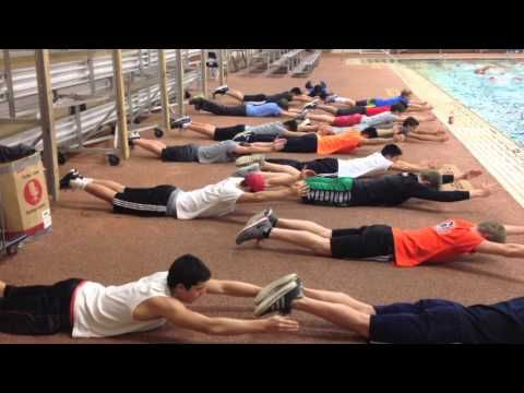 USA Swimming - Strength & Conditioning