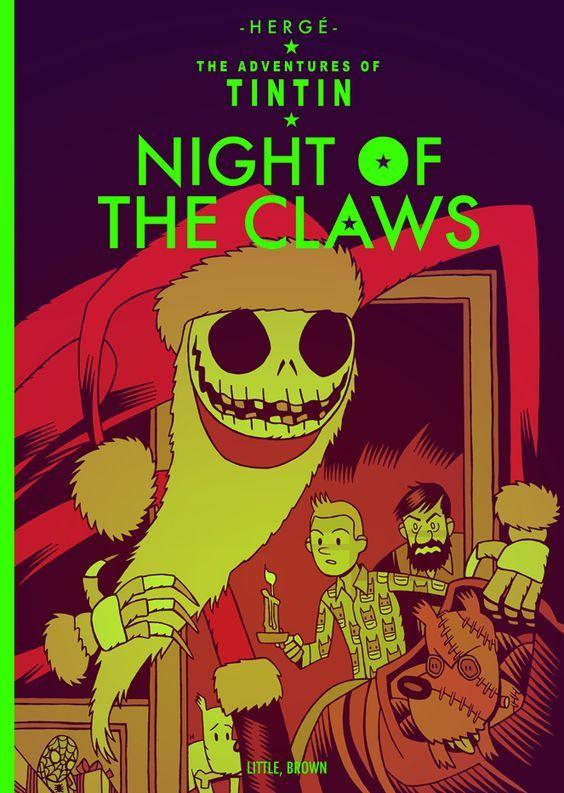 Les Aventures de Tintin - Album Imaginaire - Night of Claws