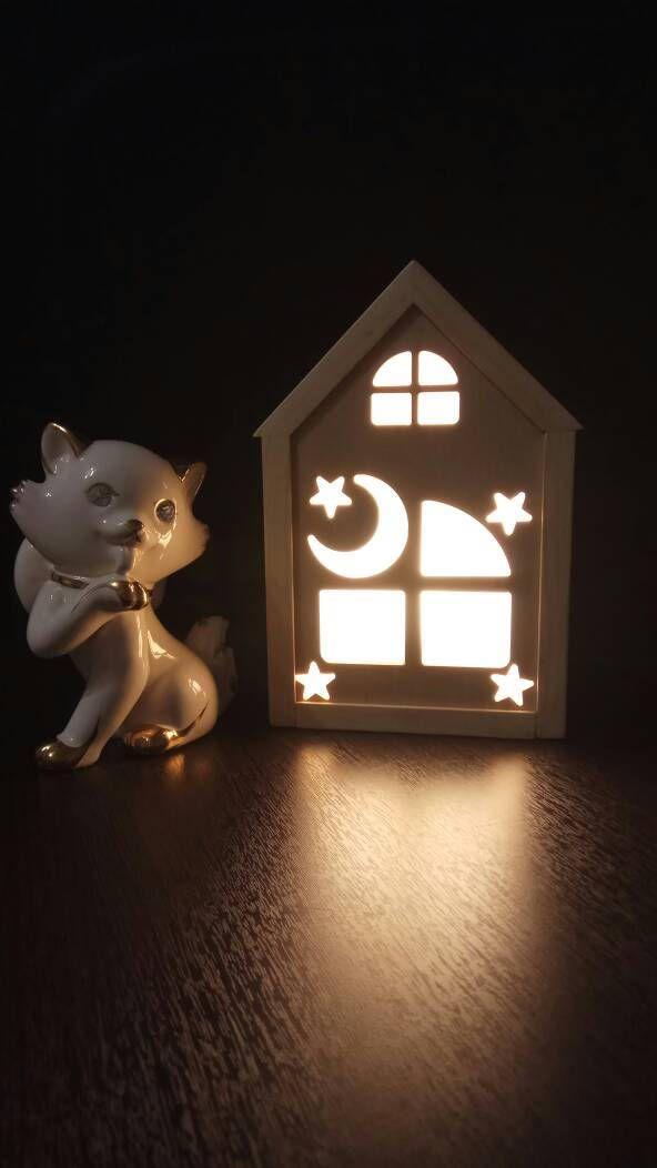 Custom Night Light Moon For Children Night Lights Lamp Night