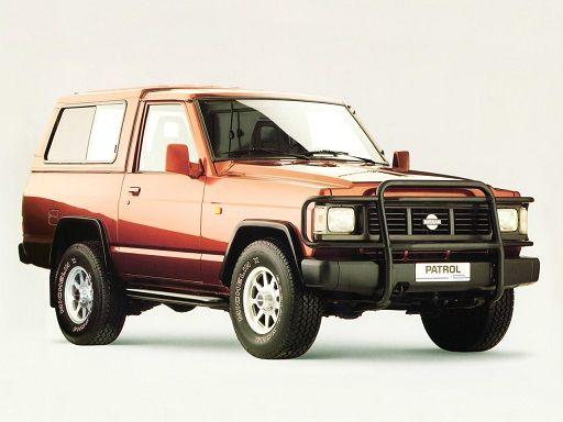 Nissan Patrol Hard Top