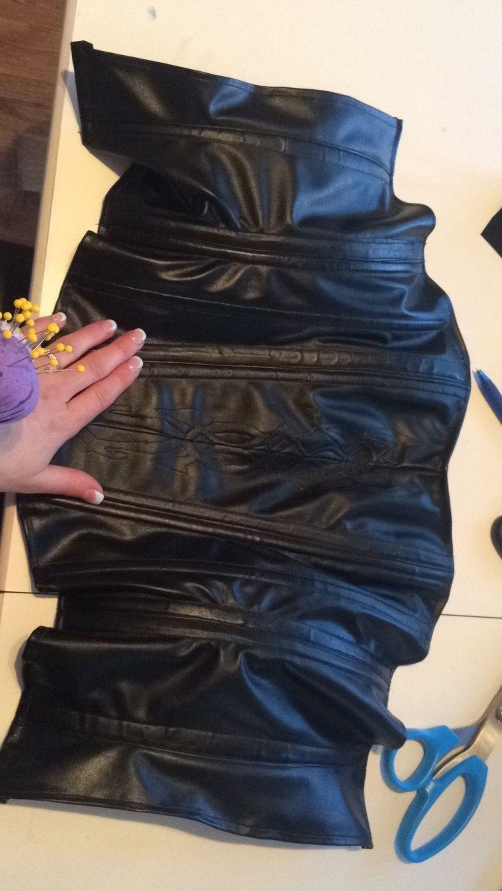 Selene corset by my sugar